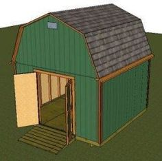 1688 Best 12x12 Shed Plan Images On Pinterest Diy Shed Storage