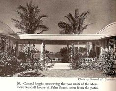 vintage mod indoor pool   DESIGNS FOR OUTDOOR LIVING by Goldsmith 1941 - $49.99 : PopuluxeBooks ...