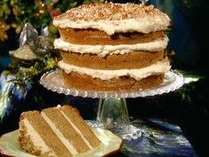Holiday Spice Cake from FoodNetwork.com