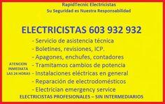 electricistas Quart de les Valls en Valencia