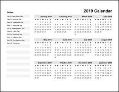 holidays calendar for 2019 calendar2019 printablecalendar holidays2019 printable monthly calendar 2019 calendar