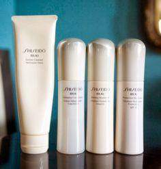Shiseido Ibuki line