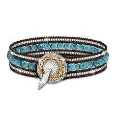 Turquoise River Bracelet