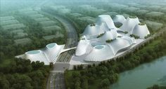 Taichung Convention Center Proposal | MAD - Arch2O.com