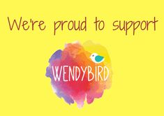 Thanks to everyone who supported our community fundraiser for Wendybird 😄👍