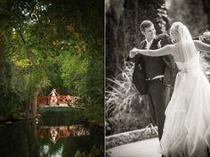 Johnstone Studios - bride and groom romantic pose