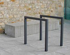 Kataloge zum Download und Preisliste für fahrradständer aus metall Bike stand c500, kollektion Bike Stand direkt vom Hersteller Benkert Bänke