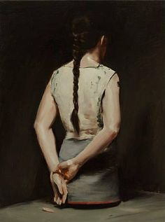 By Michael Borremans  ©Michael Borremans