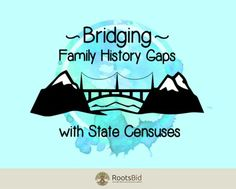 Did you lose your family between 1880 - 1900 federal censuses? Bridging Family History Gaps with State Censuses with these techniques