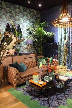 pattern and print - salon residence - Singer Laren: interior design Roelfien Vos - foto Monique Tieleman