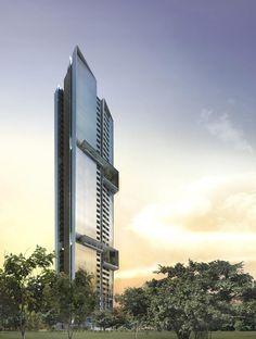 Echelon - Singapore - Architecture - SCDA