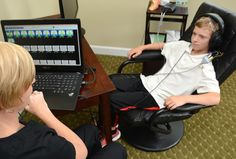 Leigh Brain And Spine - Chapel Hill - EEG Brain Biofeedback Training - for improving brain functioning...
