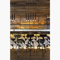 Find The La Boum Champagner Bar In Frankfurt Pub Interior, Restaurant Interior Design, Modern Interior Design, Restaurant Interiors, Pub Design, Wall Design, Melbourne Pubs, Melbourne Suburbs, Office Designs
