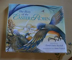 Books I Love~~The Story of the Easter Robin Easter Monday, Unusual Gifts, Inspire Me, Unity, Childrens Books, Literacy, Robin, My Books, Two By Two