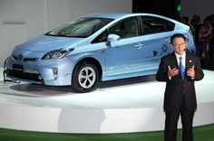 Toyota to offer hybrid, fuel cell technologies to BMW