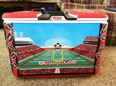 cooler connection painted coolers - Google Search