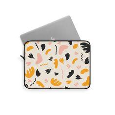 Matisse Inspired Laptop Sleeve #166 – WavyBazaar Macbook Sleeve, Pink Leopard, Four Leaf Clover, Electronics Gadgets, Sleeve Designs, Matisse, Laptop Sleeves, Pop Art, Etsy Shop