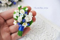 Фотографии Biju_teriya – 2 219 фотографий Polymer Clay Flowers, Fimo Clay, Polymer Clay Crafts, Ceramic Clay, Polymer Clay Jewelry, Biscuit, Polymer Clay Embroidery, Ideas Joyería, Diy And Crafts