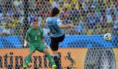 Keylor Navas (Portero), Partido Costa Rica - Uruguay, Mundial Fútbol Brasil 2014