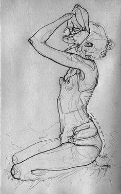 DRESSING/UNDRESSING THEME ]adara sánchez anguiano // figure