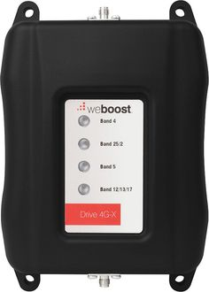 weBoost - Drive 4G-X Cell Phone Signal Booster - Black