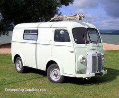 1964 Peugeot D4 fourgon