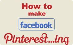 How to Add a Pinterest Tab to your Business Facebook Page