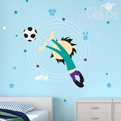 Estilovinilos. Vinilo decorativo infantil. Fácil de aplicar. Ver detalles en www.estilovinilos... categoria infantil.