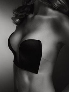Open Back Style and Bra Solutions. I wish I could go bra-less, in those cute summer dresses