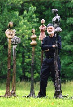 Artist and Sculptor   David Hostetler Sculpture - represented by ...