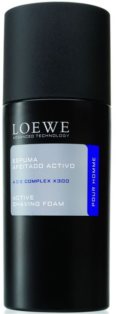 Loewe Advanced Technology 150ml active shaving foam Loewe 150ml active shaving foam. It prepares the skin for a close shave, whilst wheat germ extract protects the skin from irritation. http://www.comparestoreprices.co.uk/health-and-beauty/loewe-advanced-technology-150ml-active-shaving-foam.asp