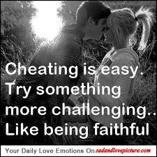 love is cheating quotes - Google Search