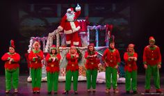 A Christmas Story, The Musical, Players Theatre of Sarasota, 2014