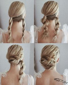 Gorgeous and Easy Homecoming Hairstyles Tutorial For women with medium shoulder length to long hair. These hairstyles are great for any occasion whether you just want quick and casual or simple yet elegant wedding hairstyles ,prom hair, Braided hairstyles Easy Homecoming Hairstyles, Hair For Homecoming, Homecoming Queen, Easy Prom Hair, Long Prom Hair, Prom Hair Bun, Braided Prom Hair, Homecoming Pictures, Prom Hair Updo