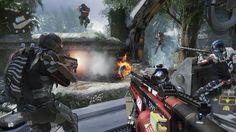 Call of Duty Advanced Warfare Son DLC'si Reckoning Xbox'in Ardindan PC, ve Geldi. Güncel Call of Duty Advanced Warfare Haberleri. Xbox 360, Playstation, Ps4, Video Game News, Video Games, Pc Games, Card Games, Call Of Duty Aw, Call Of Duty Zombies