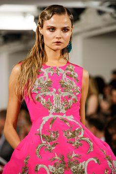 Oscar de la Renta Otoño/Invierno 2013  Semana de la Moda de Nueva York  …..  Oscar de la Renta Autumn/Winter 2013  New York Fashion Week