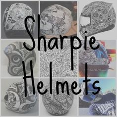 sharpie motorcycle helmets