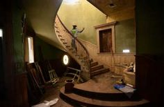 New owner tries to save historic house