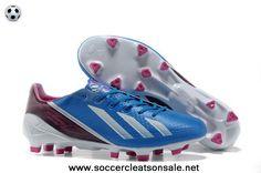 New Blue Burguny White Adidas F50 adizero TRX FG TPU Football Boots Shop