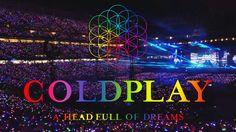 HD Coldplay 2016 - A Head Full of Dreams Tour - Levis Stadium - San Fran...
