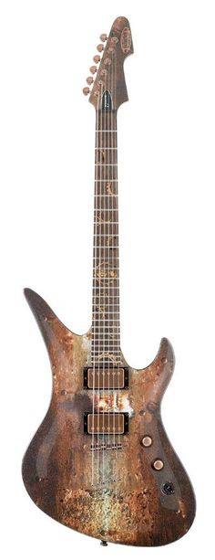 Schecter C-1 Limited Edition Avenger in Radical Finish