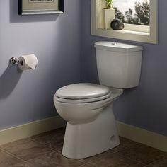 FloWise Dual Flush Round Front Toilet