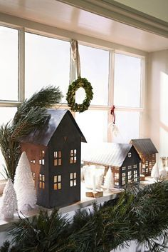 10 country inspired Chritsmas decoration ideas