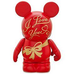 Disney Vinylmation Figure - Valentine's Day 2012