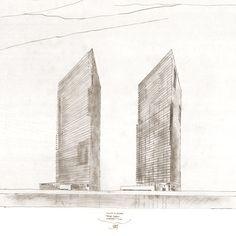 Harumi+Residential+Tower++/+Richard+Meier+&+Partners+Architects