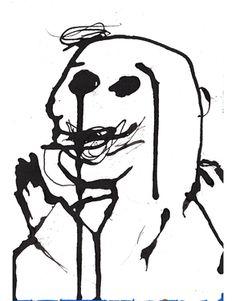 "Saatchi Art Artist Terry Castle; Drawing, ""The Hierophant"" #art"