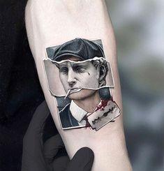 Body Art Tattoos, Cool Tattoos, Tatoos, Los Mejores Tattoos, Blackout Tattoo, Aesthetic Tattoo, Creative Tattoos, Instagram, Style