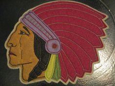 Vintage Ralph Lauren Rugby Indian Head