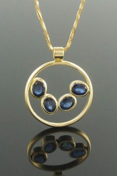 Jewelry OFF! yellow gold and sapphire pendant Silver Pendants, Silver Necklaces, Silver Jewelry, Silver Ring, Silver Earrings, Earrings Uk, Gothic Jewelry, Jewelry Necklaces, Sapphire Pendant