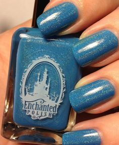Water for Unicorns -- Enchanted Polish